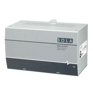 Sola Hevi-Duty SDU24BAT Battery Module, 24V DIN Rail/Panel Mount, Cable Included