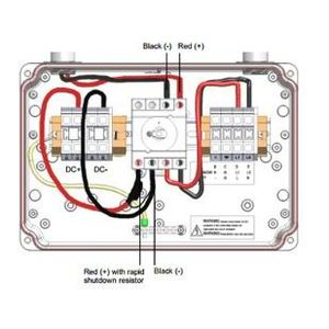 SolarEdge SE1000-RSD-S3 SOLAREDGE SE1000-RSD-S3
