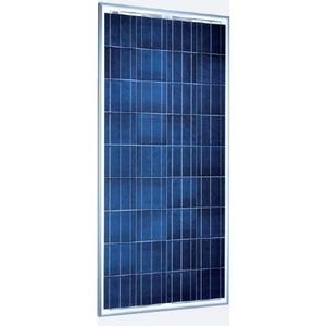 SolarWorld SW140W1.0FRAME-POLY Solar Module, Polycrystalline, 140W, 36 Cells, Silver Frame