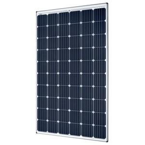 SolarWorld SWPL290-MONO-SV-5BB-82000257 Solar Panel, 290 Watt, Black Monocrystalline, 60 Cell
