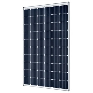 SolarWorld SWPL295-MONO-WOB-5BB Solar Panel, 295 Watt, Black Monocrystalline, 60 Cell