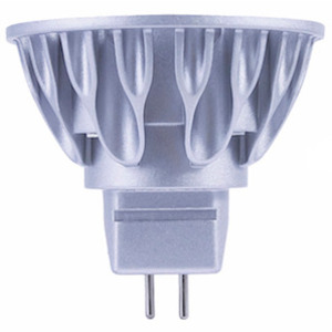 Soraa SM16-07-25D-930-03 LED Lamp, Dimmable, MR16, 9.8W, 12V, NFL25
