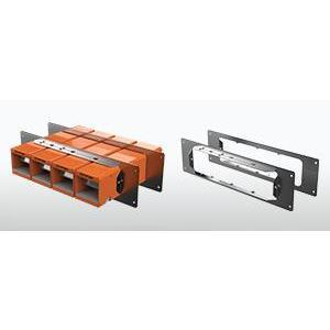 Specified Tech EZP433W Series 33, Four-Gang Plate Pack