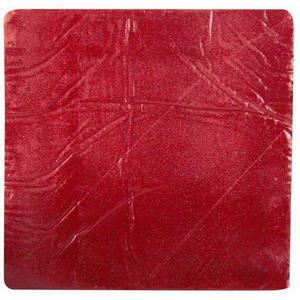 """Specified Tech SSP9S Red Fire Barrier Putty Pad, Intumescent - LxWxD: 9"""" x 9"""" x 3/16"""""""