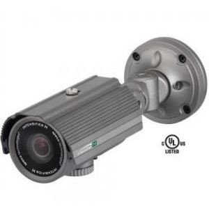 Speco Technologies HTINTB8H Camera, Bullet, Intensifier H, Indoor/Outdoor, 2.8-12mm Varifocal