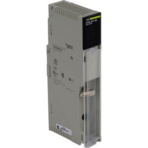 Square D 140CRA93100 I/O Adapter, Quantum RIO Drop, E/IP, 1 Connector, Single Cable
