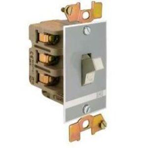 Square D 2510KO1 Motor Starter, Manual, 30A, 600VAC, 230VDC, 2HP, 1PH, 2P, Toggle