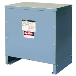 Square D 30T3HNV Transformer, Dry Type, 30KVA, 3PH, 480? - 208Y/120 Shielded