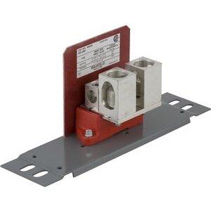 Square D 400SN Breaker, Molded Case, 400A, Solid Neutral Bar, Type LA, LH, Q4L