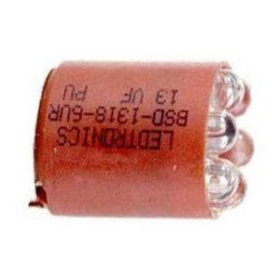 Square D 6508805212 Indicator Light, LED Lamp, Green, BA9s, 1PH, 30MM