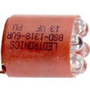 Square D 6508805214 Indicator Light, LED Lamp, White, BA9s, 1PH, 30MM