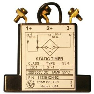 Square D 7001ST1 RELAY DC ACCELERATION