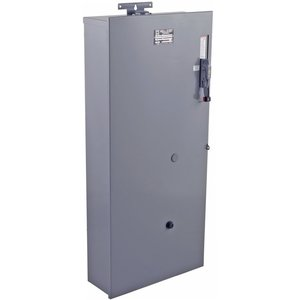 Square D 8940WE3S2V06Y61 Pump Panel, Fusible, NEMA Size 3, 100A, 480VAC, NEMA 3R, 3PH, 3P