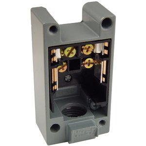 Square D 9007CT54 Limit Switch, Plug In, Base, Receptacle, 1NO/NC Contact