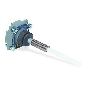 Square D 9007J Limit Switch, Head, Wobble Stick, Plastic Rod, Multi Directional
