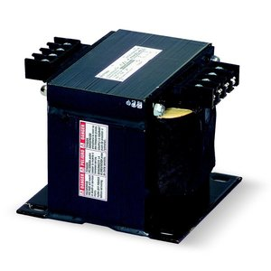 Square D 9070T1000D55 Transformer, Control, Terminal Connection, 1KVA, 120x240-120/240