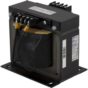 Square D 9070T1500D20 Transformer, Industrial Control, 1.5KVA, Multi-Tap, Open, Type T
