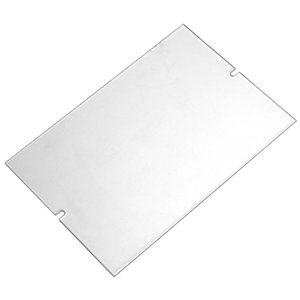 Square D 9080LB33 Power Distribution Block Cover, 9080 LB Series, Clear, Non-Metallic