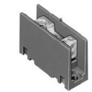 Square D 9080LBA161104 Power Distribution Block, 1P, 115A, 600VAC, 1 Main/4 Branch