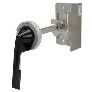 """Square D 9421LJ1 Breaker, Operating Mechanism, Door Mount, 6"""", NEMA 1/3R/12, Painted"""