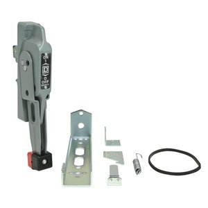 """Square D 9422AP1 Disconnect Switch, Operating Mechanism, Handle, Flange Mount, 6"""""""