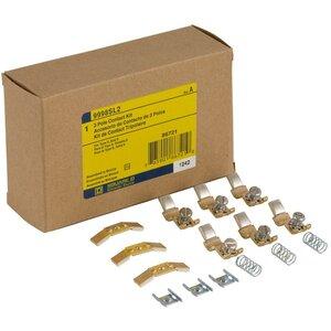 Square D 9998SL2 Contactor/Starter, Replacement Contact Kit, NEMA Size 0, 3P