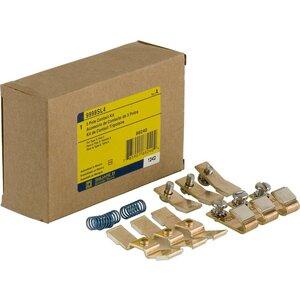 Square D 9998SL4 Contactor/Starter, Replacement Contact Kit, NEMA Size 2, 3-Pole