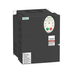 Square D ATV212HU75N4 AC Drive, Altivar,16A, 10HP, IP20, Size 3A, 380-4800VAC, 7.5kW