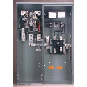 Square D CU12L400CB Meter Main, 400A Service, 4 Jaw, 1PH, 200A, MB, 120/240VAC, 2P, UG