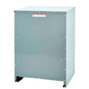 Square D EX45T3H Transformer, Dry Type, 45kVA, 3PH, 480? - 208Y/120VAC, 150C Rise