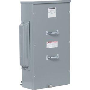 Square D EZM1400TB Meter Pak, Main Lug Enclosure, 400A, 120/240VAC, 1PH, UG Only