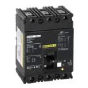 Square D FAL32070 Breaker, Molded Case, 3P, 70A, 240VAC, 250VDC, F Frame