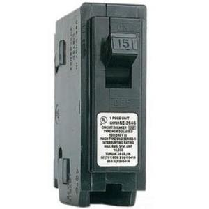 Square D HOM130 Breaker, Homeline, 1P, 30A, 120VAC, 10 kAIC