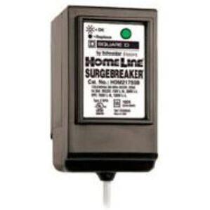 Square D HOM2175SB Breaker, Surge Arrestor, Homeline, 1PH, 120/240VAC, 22.5kA