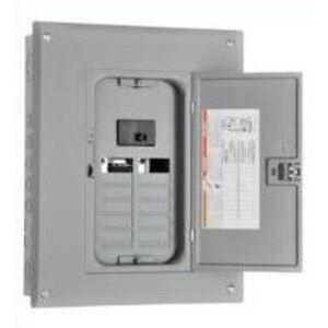 Square D HOM4080M200PC Load Center, Homeline, Main Breaker, 200A, 120/240VAC, NEMA1