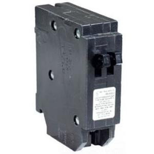 Square D HOMT1515 Breaker, 15/15A, 1P, 120V, 10 kAIC, HomeLine Twin CB