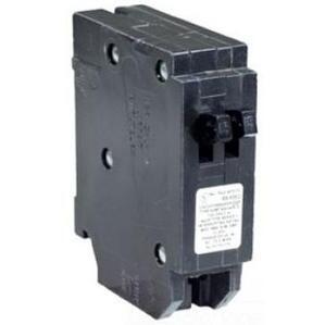 Square D HOMT1515 Breaker, 15/15A, 1P, 120V, 10 kAIC, HomeLine Twin CB