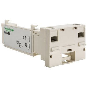 Square D LAD4BB Contactor, Cabling Connection, TeSys Type N, w/o Coil Suppression