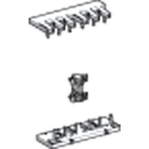 Square D LAD9R1V Contactor, Reversing, Mechanical Interlock, for LC1D09-D38