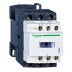 Square D LC1D09G7 Contactor, Definite Purpose, 9A, 3P, 600VAC, 300VDC, 120VAC Coil