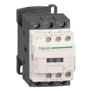 Square D LC1D18GD SQD LC1D18GD CONTACTOR 600VAC 18AMP