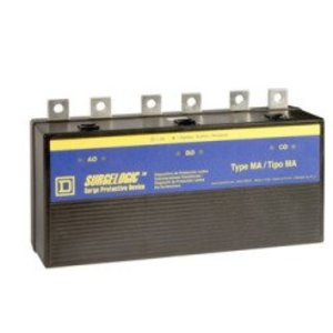 Square D MA4IBA24 Surge Suppression, EBA Replacement Module, 120/240VAC, 3PH, 240kAIC