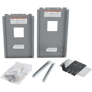 Square D N150MH Panel Board, Main Breaker Adapter Kit, for H Frames, NF Style, 150A
