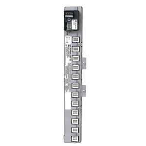 "Square D NF21SBLG3 Panel Board, Control Bus, 21 Circuit, Left Orientation, 42"" Interior"