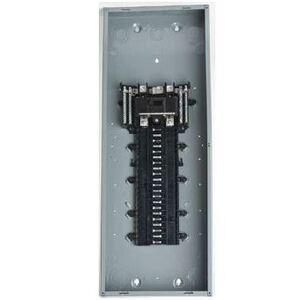 Square D PK12GTA Load Center, Ground Bar Kit, 12 Circuit, for QO, NQOD Type Panels