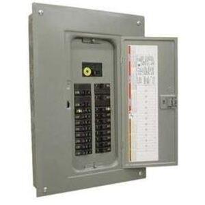 Square D PK6FL Load Center Door Lock Kit, 100-225A, NEMA 1