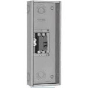 Square D Q22200NS Breaker Enclosure, 100-200A, 2P, Type Q, 240VAC, NEMA 1