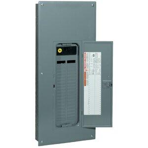 Square D QO140M200 Load Center, Main Breaker, 200A, 40 Circuit, 1PH, NEMA 1