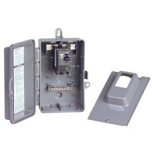 Square D QO200TRNM Disconnect Switch, AC, 60A, 240VAC, Switch, NEMA 3R, Non-Metallic
