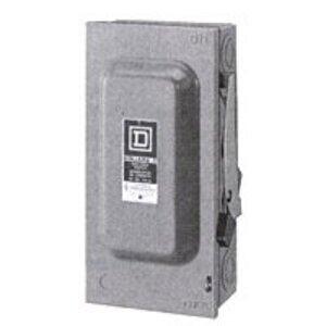 Square D QO260NATS Disconnect Switch, AC, 60A, 2P, 240VAC, Breaker Style, NEMA 1